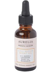 AURELIA PROBIOTIC SKINCARE - Aurelia Probiotic Skincare Cell Repair Night Oil 30ml - Nachtpflege