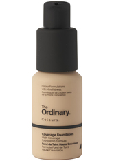 The Ordinary Coverage Foundation with SPF 15 by The Ordinary Colours 30 ml (verschiedene Farbtöne) - 1.1P