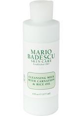 Mario Badescu Produkte Cleansing Milk w/Carnation & Rice Oil Reinigungsmilch 177.0 ml