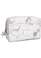 White Marble Makeup Bag