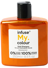 MY HAIRCARE - Infuse My. Colour Gold Shampoo - SHAMPOO