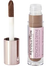 MAKEUP REVOLUTION - Makeup Revolution - Concealer - Conceal and Define Concealer - C13.5 - CONCEALER