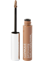 Clinique Just Browsing Brush-On Styling Mousse 2ml Soft Blonde