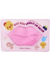 Kiss Kiss Lovely Lip Patch Berry - TONYMOLY