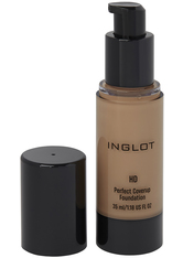 INGLOT HD Perfect Coverup Flüssige Foundation  35 ml Nr. 74