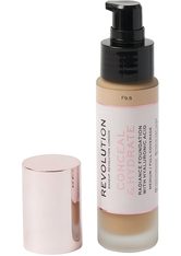 Revolution - Foundation - Conceal & Hydrate Foundation - F9.5