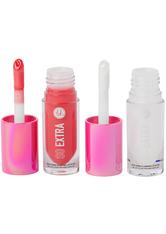 BH COSMETICS - So Extra – High Shine Plumping Lip Gloss Duo Bloody Mary - LIPGLOSS