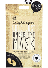 OH K! - Gold Dust Under Eye Mask - AUGENMASKEN