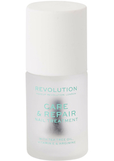 MAKEUP REVOLUTION - Care & Repair Nail Treatment - NAGELPFLEGE