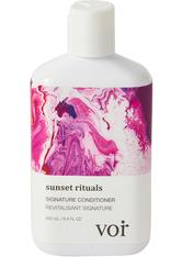 VOIR HAIRCARE - Sunset Rituals Signature Conditioner - CONDITIONER & KUR