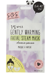 Oh K! SOS Gently Warming Facial Steam Sheet Mask