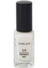 INGLOT - INGLOT O2M Breathable Base Nagelunterlack  no_color - BASE & TOP COAT