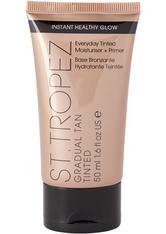 St. Tropez Gradual Tan Tinted Everyday Tinted Moisturiser + Primer Selbstbräunungscreme  50 ml