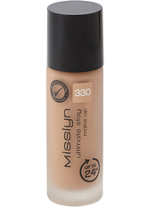 MISSLYN - Ultimate Stay Make Up - 330 Dark Rosy Teint - FOUNDATION