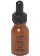NYX Professional Makeup Total Control Pro Drop Controllable Coverage Foundation 13ml (Various Shades) - Deep Rich