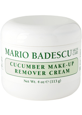 MARIO BADESCU - Cucumber Make Up Remover Cream - MAKEUP ENTFERNER