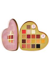 DOLL BEAUTY - Sweet Treat Mudpie & Mochachinos Palette - Lidschatten