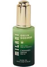 Green Goddess Glow Oil