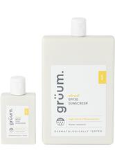 Face & Body Sunscreen Set