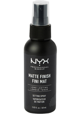 NYX PROFESSIONAL MAKEUP - NYX Professional Makeup Foundation NYX Professional Makeup Foundation Radiant Finish Setting Spray Gesichtsspray 80.29 g - Foundation