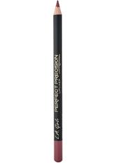 L.A. GIRL - Perfect Precision Lip Liner  Satin Plum - LIPLINER