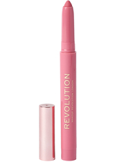 MAKEUP REVOLUTION - Velvet Kiss Lip Crayon Cupcake - LIPLINER