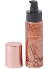 MAKEUP REVOLUTION - Radiance Shimmer Oil Gold - Körpercreme & Öle