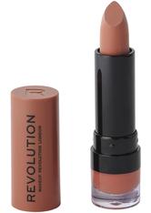 Revolution - Flüssiger Lippenstift - Matte Lip - Attraction 105