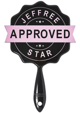 Black Approved Stamp Mirror