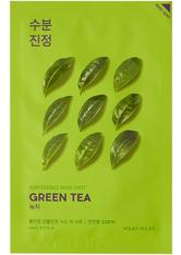 Pure Essence Mask Sheet Green Tea Pack