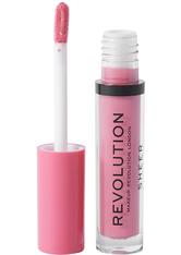 Makeup Revolution Sheer Lip Cupcake 137