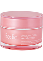 Rodial Dragon's Blood Velvet Cream Gesichtscreme  50 ml