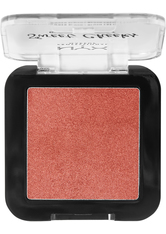 NYX PROFESSIONAL MAKEUP - NYX Professional Makeup Powder Blusher Blush Glow 5ml (Various Shades) - Risky Business - ROUGE