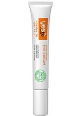YES TO - Carrots Nourishing Moisturizing Eye Cream - AUGENCREME