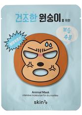 SKIN79 - Intensive Moisturiser For Dry Monkey Animal Mask - CREMEMASKEN