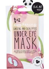 Oh K! Augenpflege Ginseng & Eucalyptus Under Eye Mask Augenpflege 1.0 pieces
