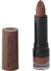Revolution - Lippenstift - Matte Lipstick - Chauffeur 110