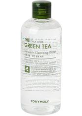 TONYMOLY - The Chok Chok Green Tea No-Wash Cleansing Water 300ml 300ml