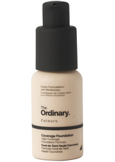 The Ordinary Coverage Foundation by The Ordinary Colours 30ml (Various Shades) - 1.1N