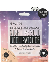 Oh K! Fußpflege Night Rescue Heel Patches Fusspflege 1.0 pieces