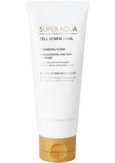 Missha Super Aqua Super Aqua Cell Renew Snail Cleansing Foam Reinigungsschaum 100.0 ml