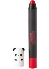 TONYMOLY Panda's Dream Glossy Lip Crayon Red Berry 1.5g