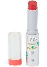 Physicians Formula Murumuru Butter Lip Cream SPF15 3.4g (Various Shades) - Samba Red