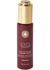 Soleil Toujours Produkte Organic Daily Sunless Tanning Serum Selbstbräuner 30.0 ml