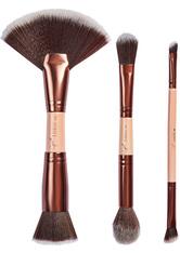 LUXIE - Luxie Jadeywadey 180 Glam Sculpting Duo Brush Set - MAKEUP PINSEL