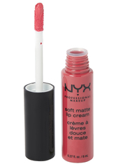 NYX Professional Makeup Soft Matte Lip Cream Liquid Lipstick 8 ml Nr. 08 - Sao Paulo