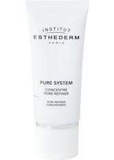 INSTITUT ESTHEDERM - Pure System Pore Refiner Concentrate - TAGESPFLEGE