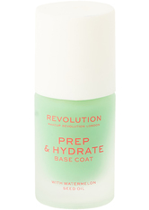 MAKEUP REVOLUTION - Prep And Hydrate Base Coat - Base & Top Coat