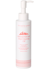TOO COOL FOR SCHOOL - Too Cool For School Mineral Pink Salt Deep Cleansing Oil 150ml - CLEANSING