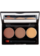 GERARD COSMETICS - Brow Bar To Go  - Medium-Ebony - AUGENBRAUEN